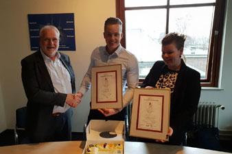 pontifexx ISO 9001 en VCA certificaat behaald uitgelicht